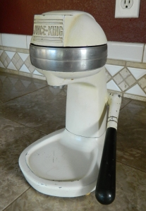 My 1930's -1940's  J.K 30 Juice King.  What a great Juicer!