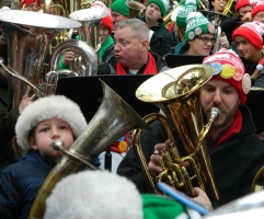 Kirt and Mark at tuba