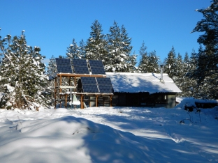 Solar Panels 2 New Years Day - 2016