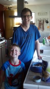 Morning Chores